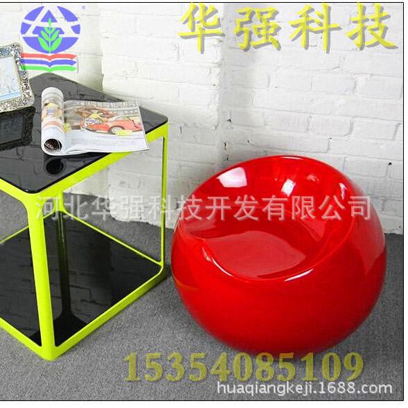 玻璃钢厂定制户外凳子玻璃钢造型椅子围树座椅 创意座
