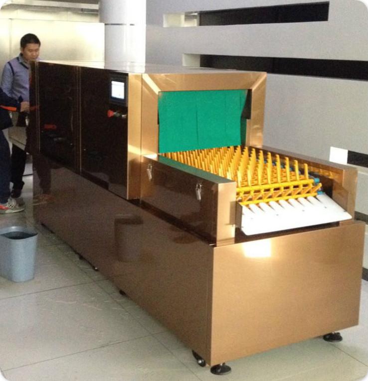 华璟H1酒店洗碗机设备80度的高温只需8秒加热768832355