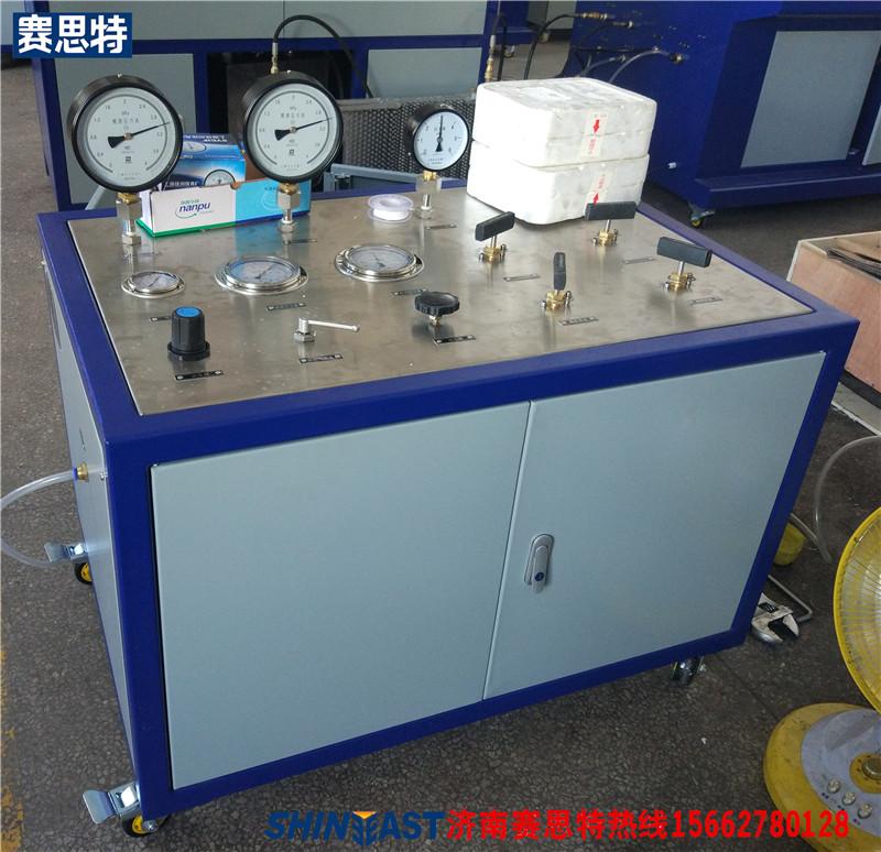便携式LNG气瓶安全阀校验台 压力表检测工作台735824472
