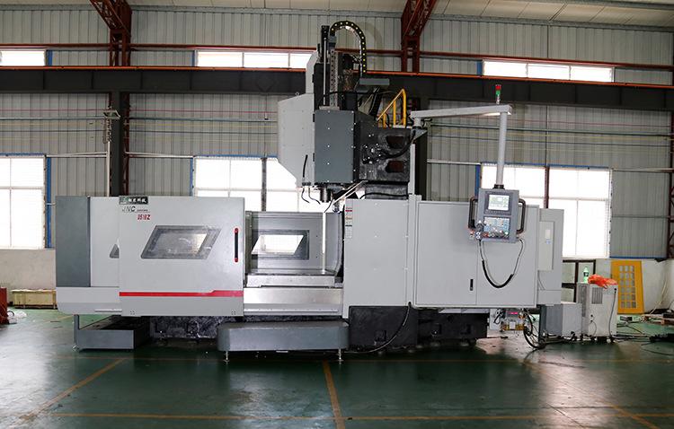 深圳钜匠科技JNC2016Z重切削数控龙门加工中心40772105