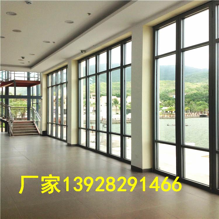 厂家移动玻璃隔断墙 钢化玻璃活动隔断 有框玻璃折叠门851184575