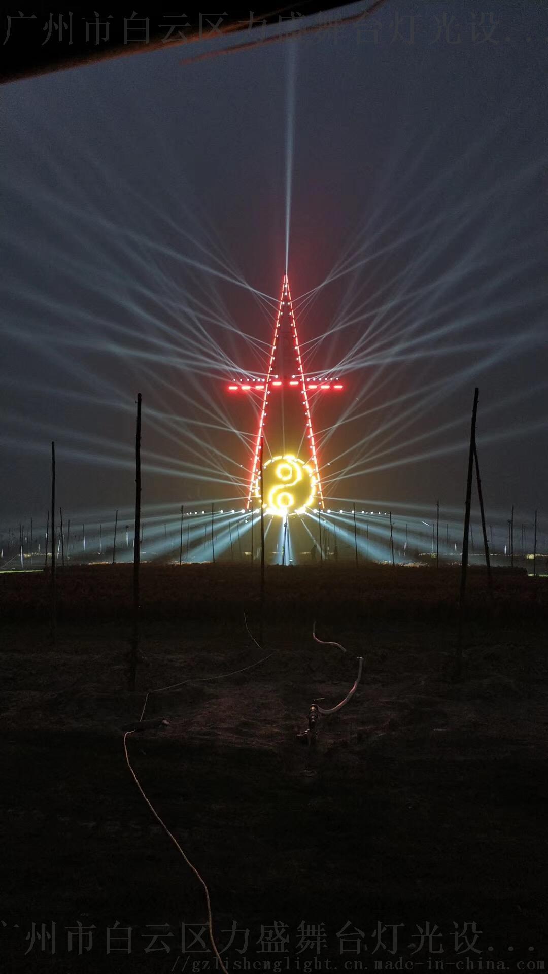 户外防水摇头光束灯 350w防水光束灯 空中玫瑰灯133799945