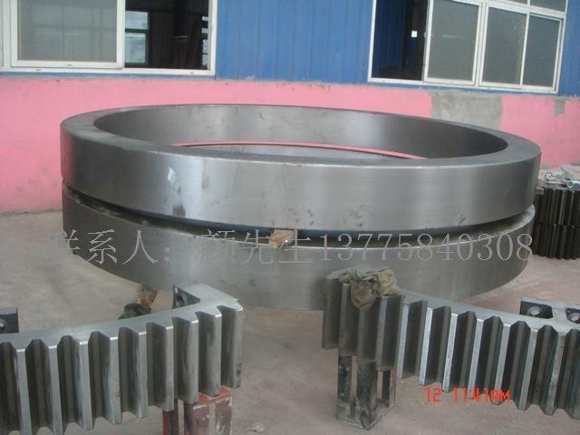 3x45米化工回转式回转窑轮带 回转窑小齿轮   回转窑大齿轮批发683322652