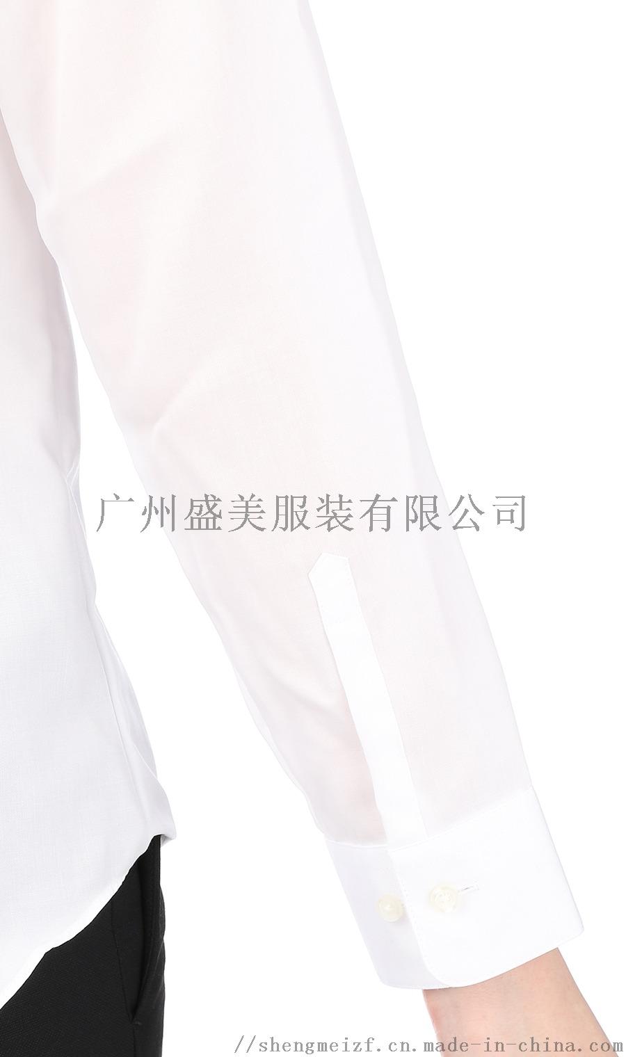 番禺区衬衫定做,钟村员工衬衣定制,绣字衬衫订做60848002