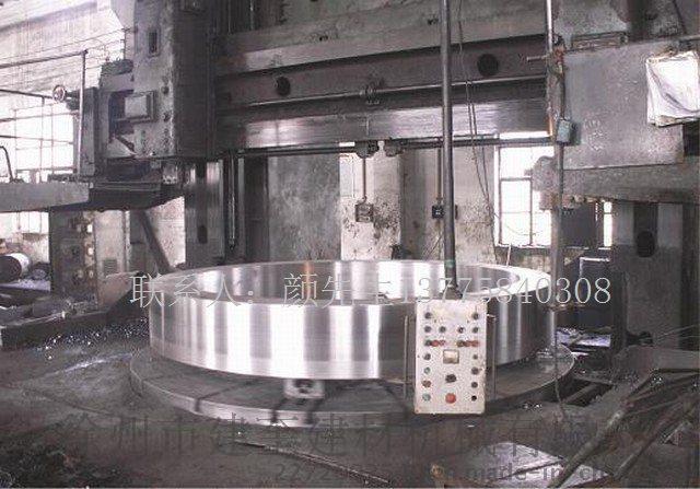 3x45米化工回转式回转窑轮带 回转窑小齿轮   回转窑大齿轮批发683322672