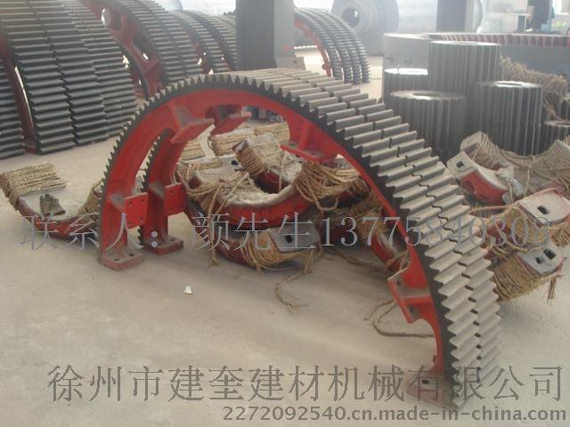 164齿22模数Φ2.4米烘干机大齿圈滚圈托辊生产公司690609775