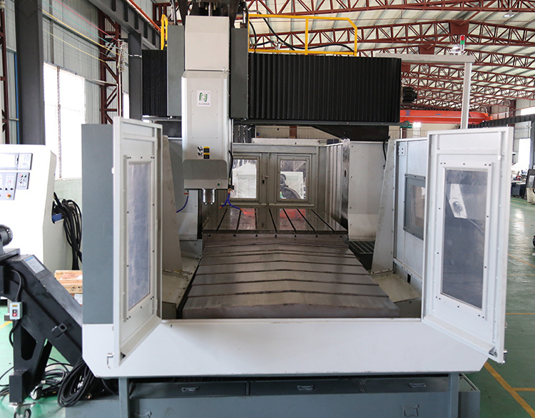 深圳钜匠科技JNC2016Z重切削数控龙门加工中心40772115