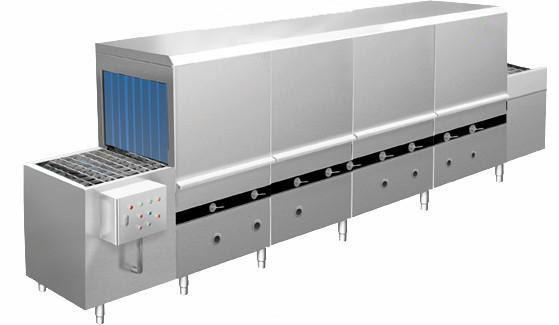 厂家直销全自动周转箱清洗机,超低价销售一年质保629635