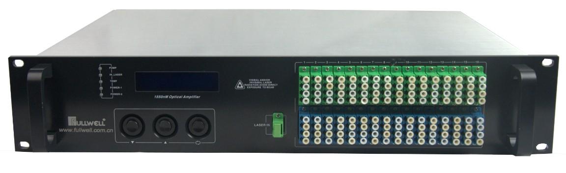 SNMP管理型 32/64PON+CATV 合波器 PON +CATV FTTH/FTTP 光纤放大器 EDFA 2U/3U26485155
