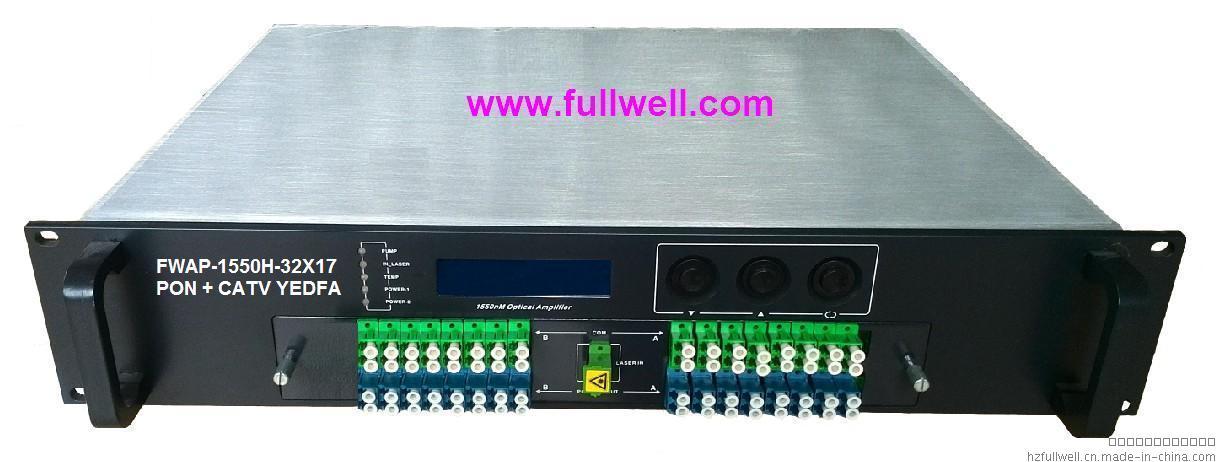 32路PON+CATV合波器,32路1550/1490/1310nm合波输出664998265