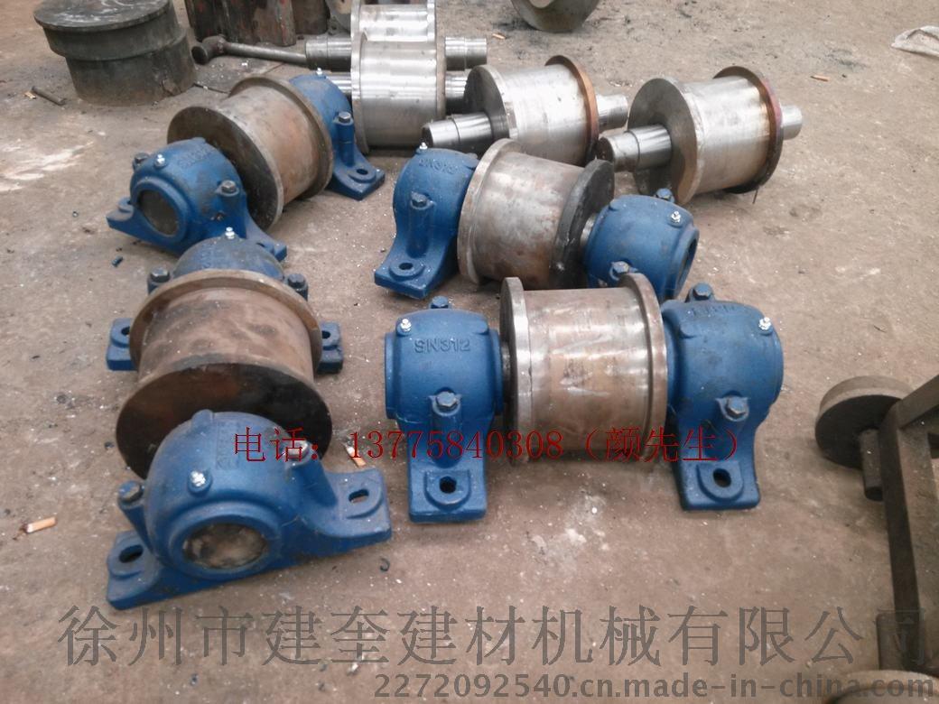滚筒式冷渣机大小齿轮链轮托辊优质配件供应商690965895