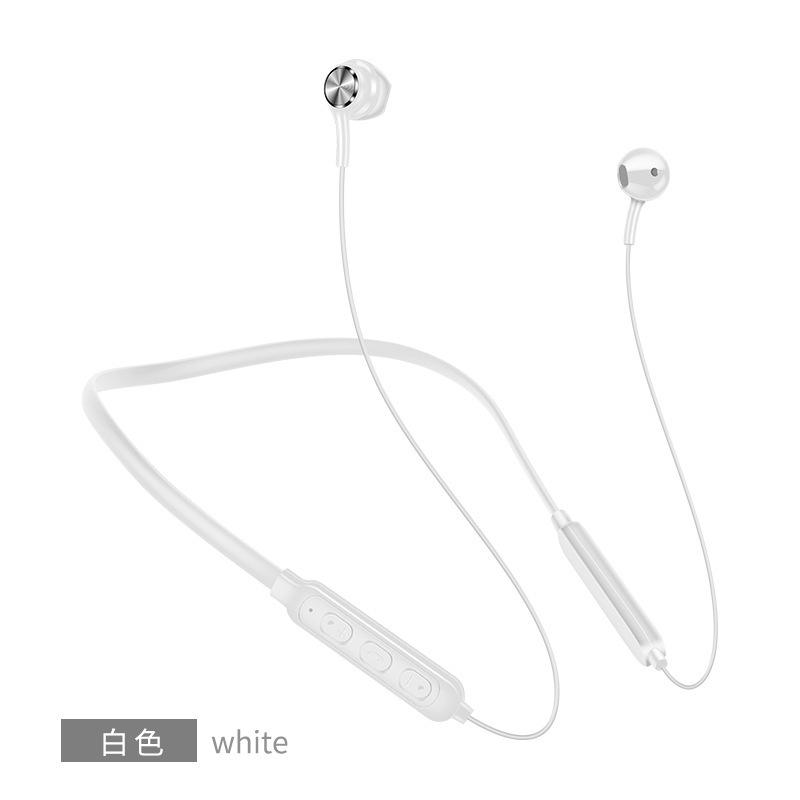 无线跑步运动蓝牙耳机挂耳4.2 颈挂脖式头戴智能磁吸耳机129473062
