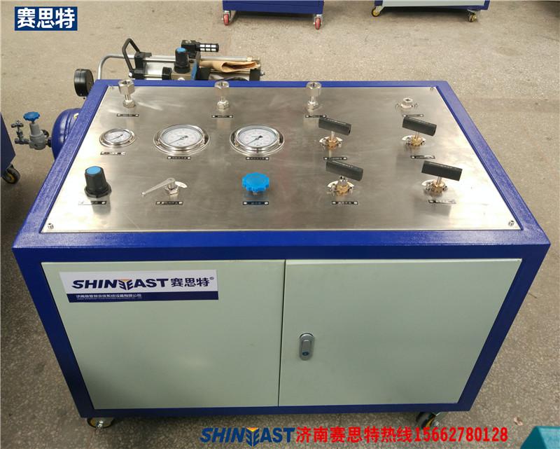 便携式LNG气瓶安全阀校验台 压力表检测工作台735824452