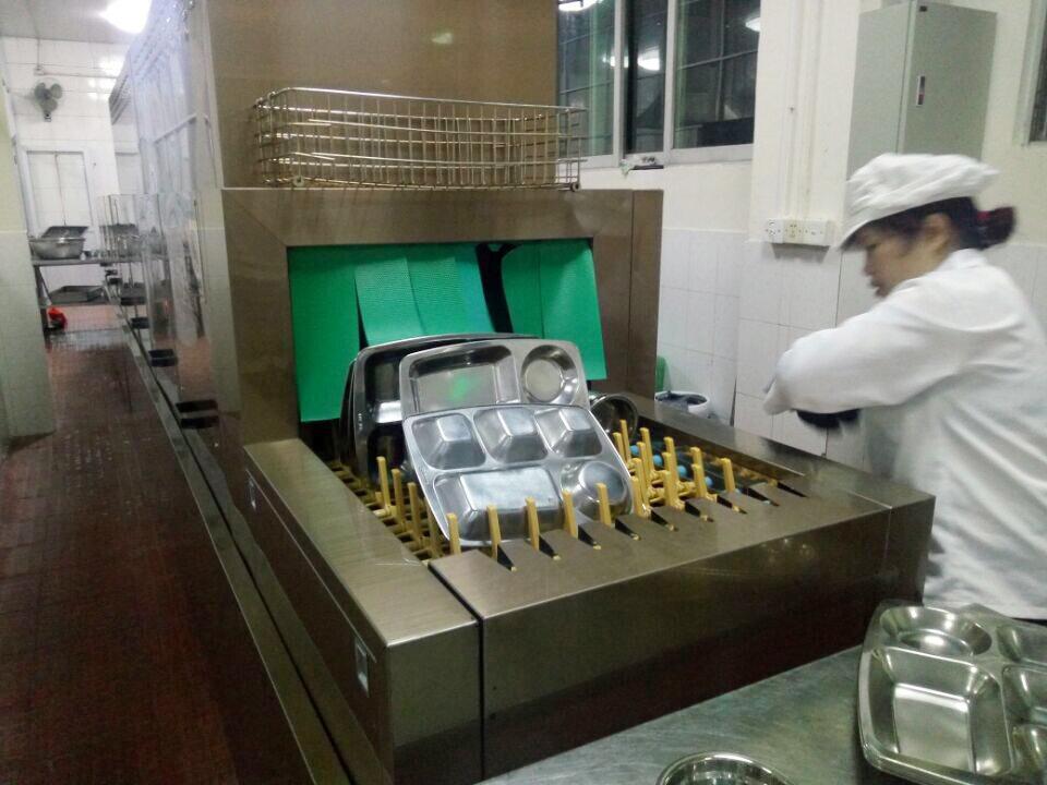 华璟H3大型洗碗机设备304不锈钢货源质量保障768830035