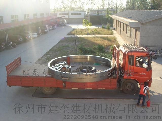 铸钢立式车床加工直径2.4米活性炭转炉滚圈688757155