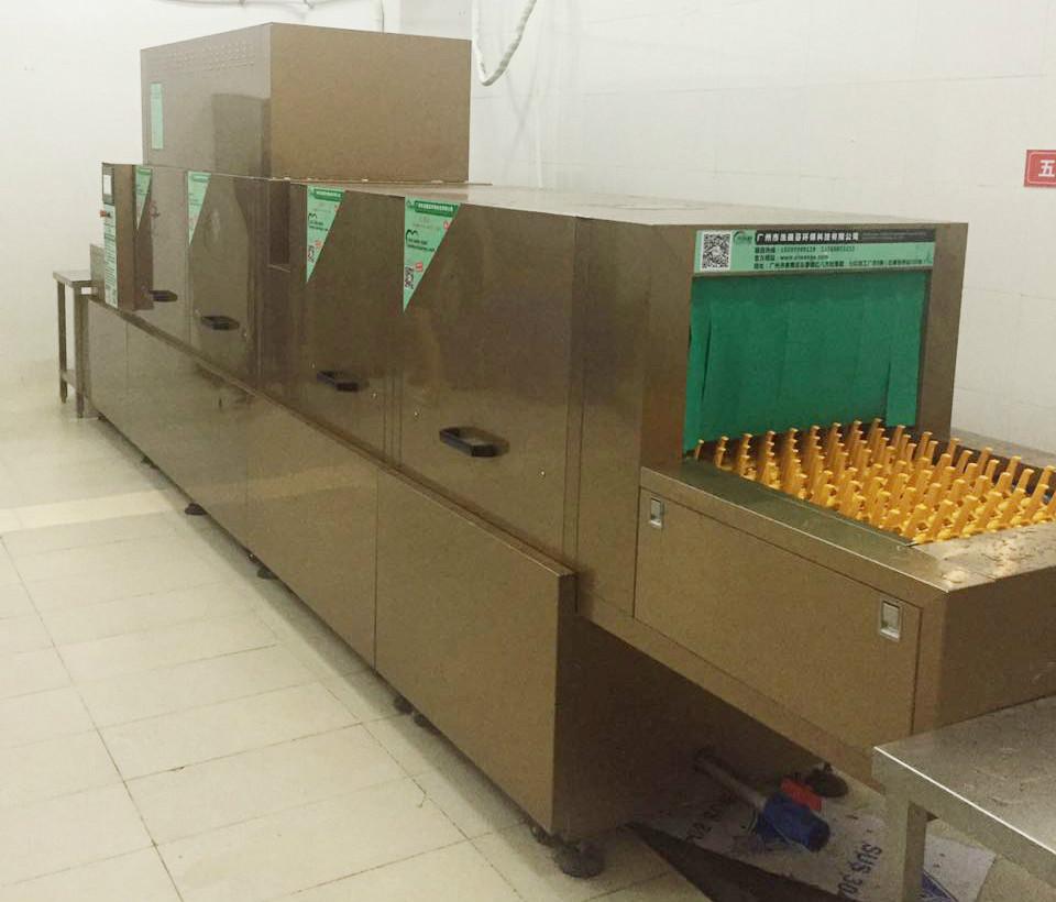 华璟H3大型洗碗机设备304不锈钢货源质量保障768830055