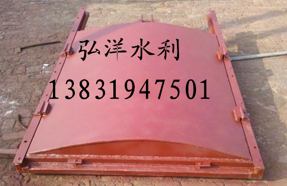 附壁式铸铁闸门优质闸门厂家18548525