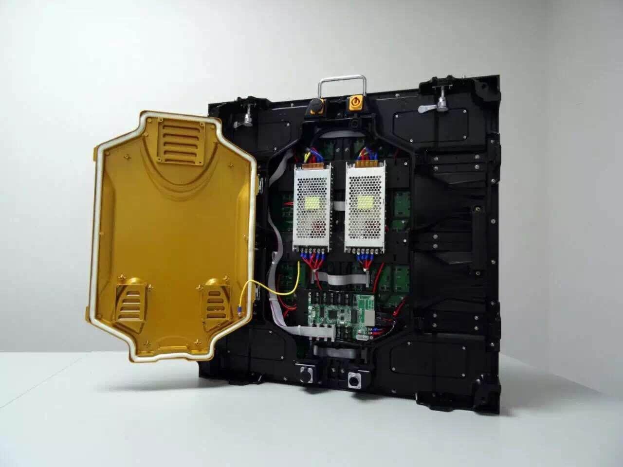 泰美P2.5室内  led显示屏高清压铸箱体21007772