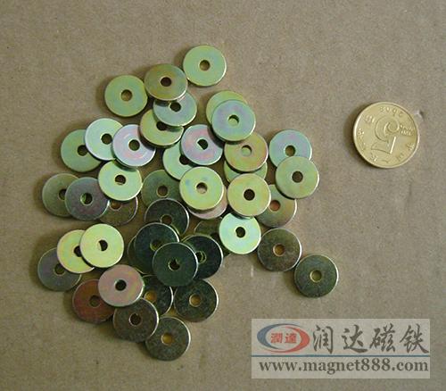 圆片磁铁方块磁铁箱包皮具专用磁铁厂家直销6897385