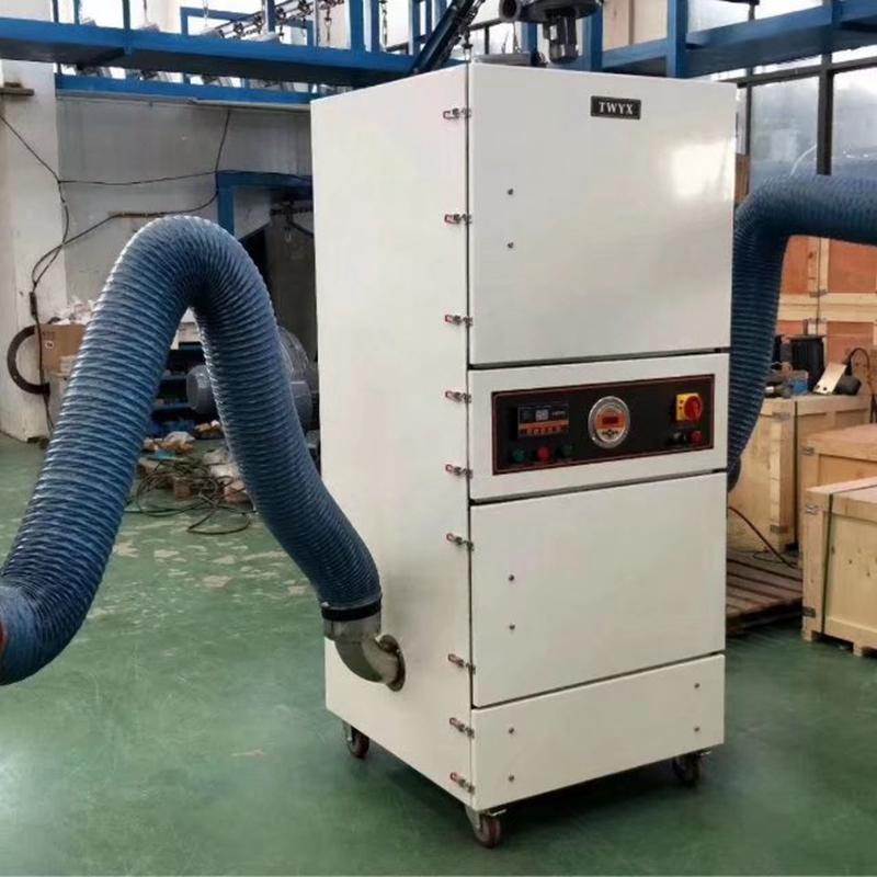 全自动脉冲反吹工业集尘器155477705