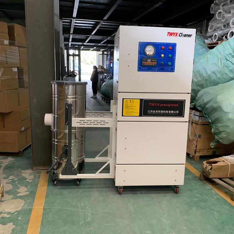 全自动脉冲反吹工业集尘器155477985