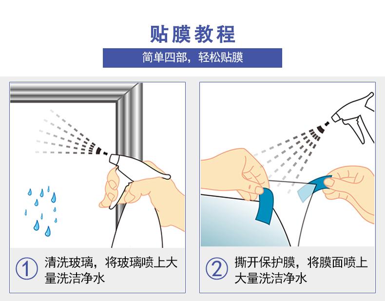 写字楼隔热防晒玻璃膜隔紫外线过滤强光防爆膜148612525