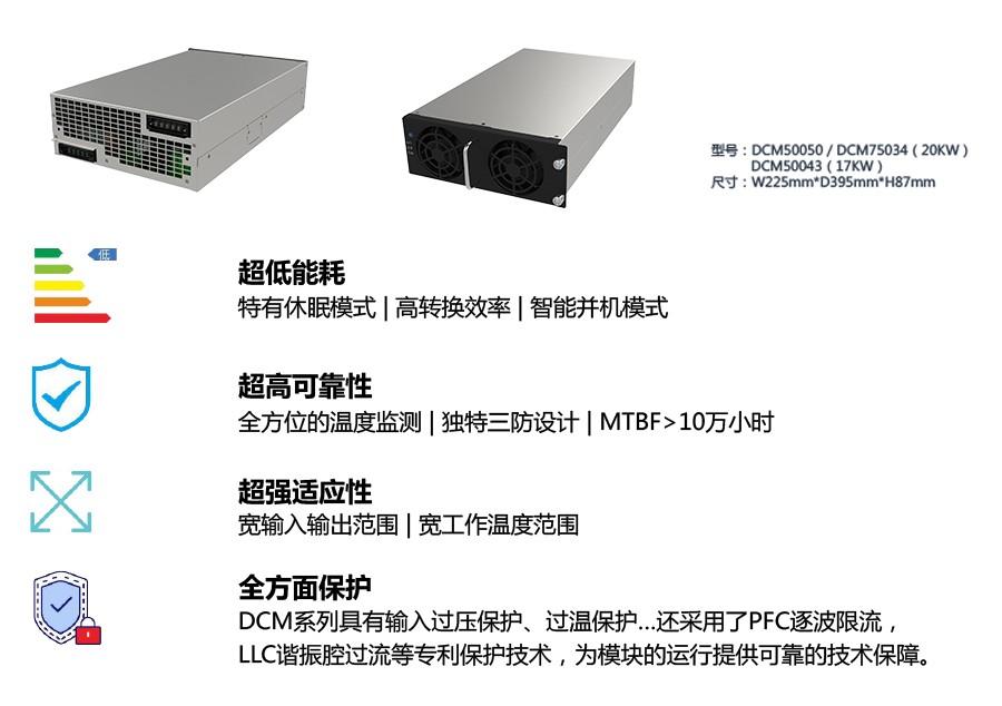 EN+驿普乐氏 电动汽车充电桩 20KW充电模块 电源模块 功率模块114419655