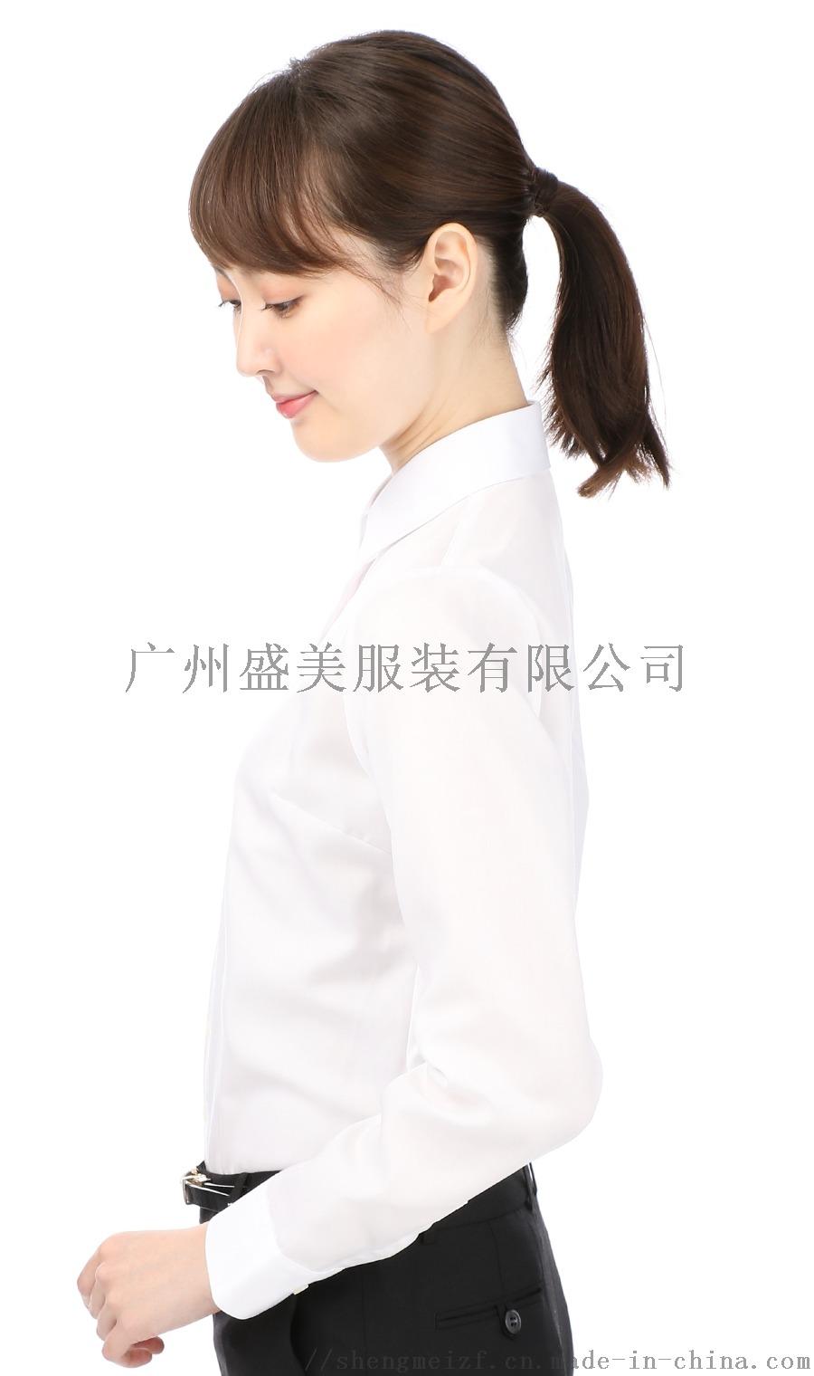 番禺区衬衫定做,钟村员工衬衣定制,绣字衬衫订做60847922