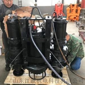 大型基坑清理高浓度潜水泥浆泵 绞吸抽泥泵816179532