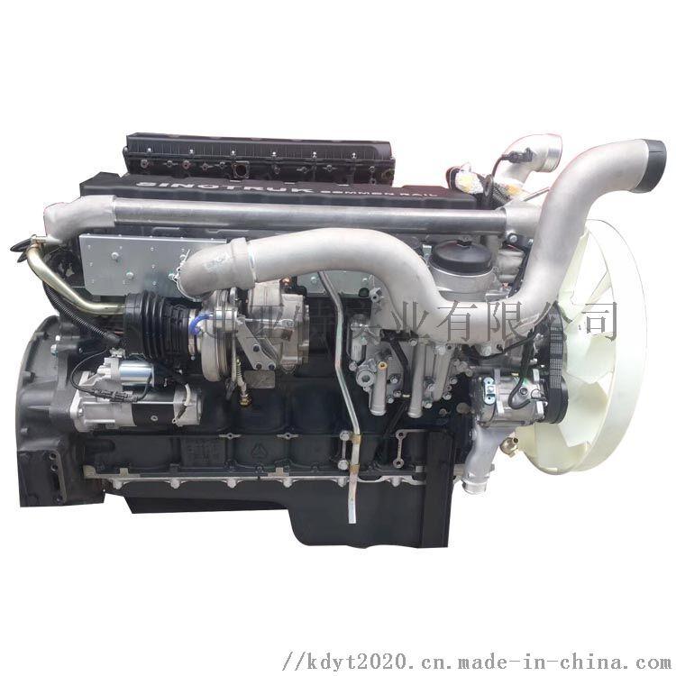陕汽德龙F3000 530   柴油发动机124332102