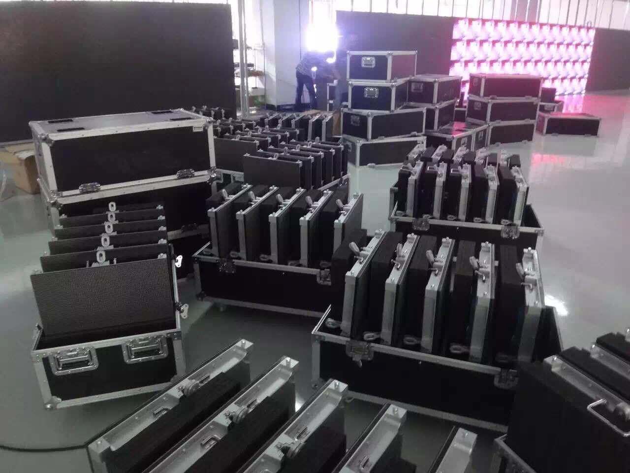泰美P2.5室内  led显示屏高清压铸箱体21007852