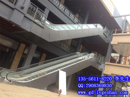 自动扶梯铝板定做 铝单电梯板生产商.jpg