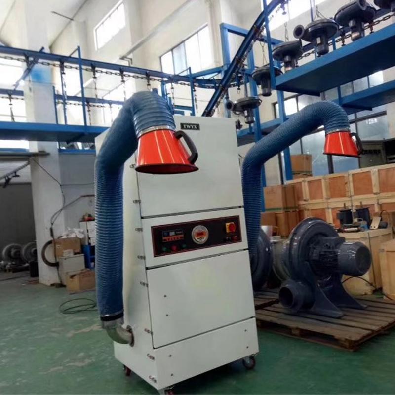 全自动脉冲反吹工业集尘器155477765