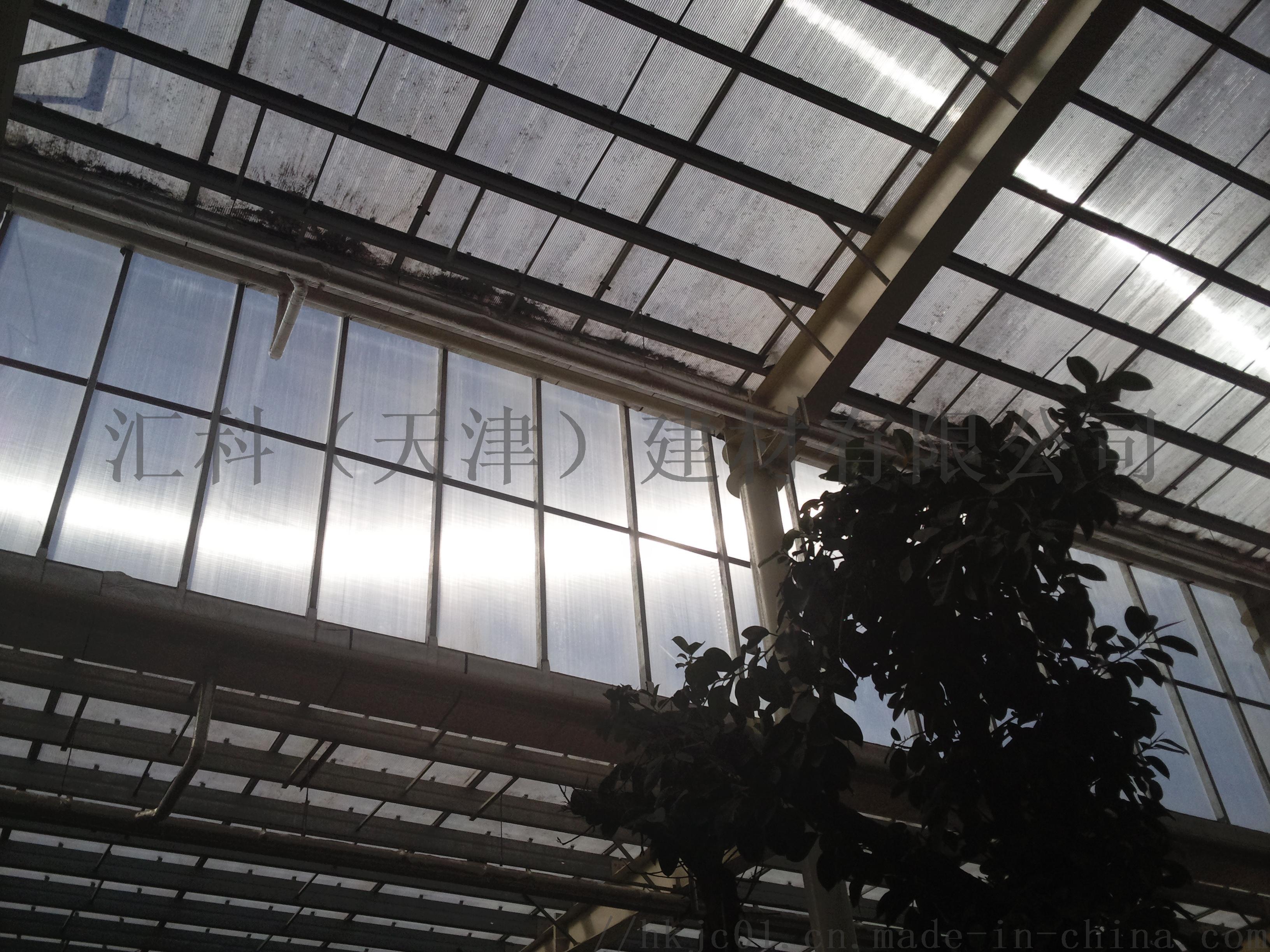 阳光板温室大棚透明两层947677205