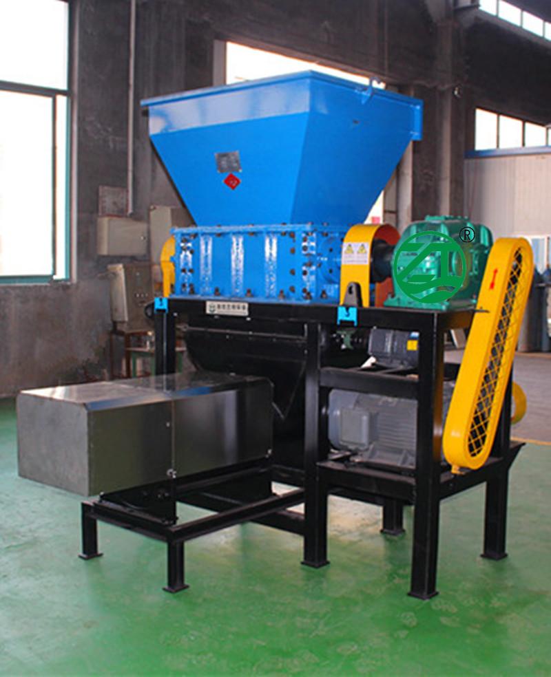 重型两级细碎机-潍坊志特环保-无害化处理设备759533662
