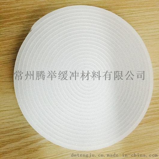 白色海绵密封条 O型背胶密封条 自粘海绵条53542265