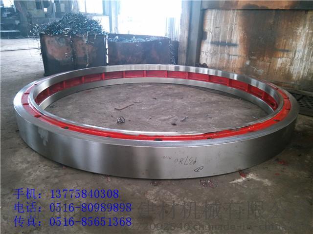 水泥回转窑小齿轮轮带快速定制加工690922345