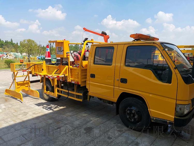 亘新机械自动路锥收放机安全锥桶摆放机交通锥收放机153788605