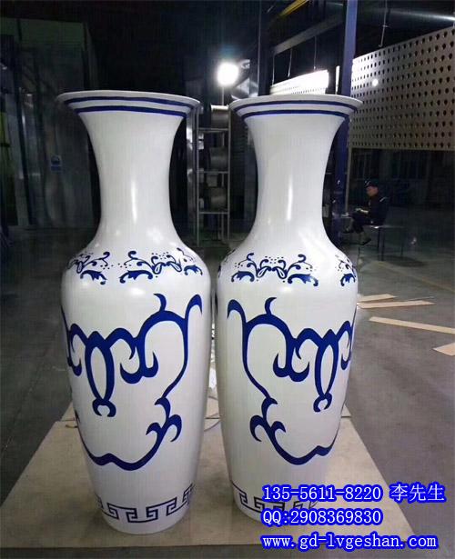 弧形双曲铝单板 青花瓷花瓶造型双曲铝板 双曲铝单板厂家.jpg