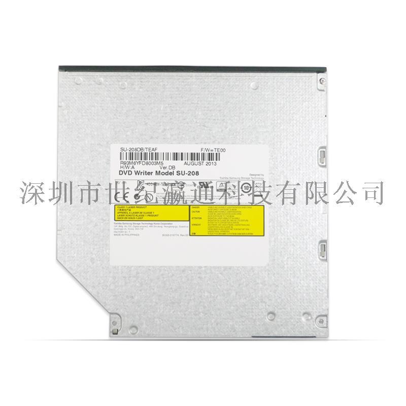 三星SN-208笔记本内置9.5mm SATA刻录机753291502