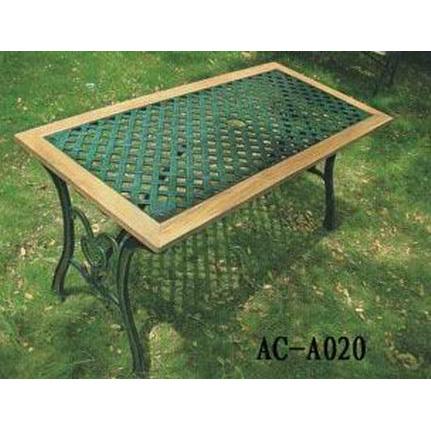 花园家具-铸铁公园桌(AC-A020)619421274
