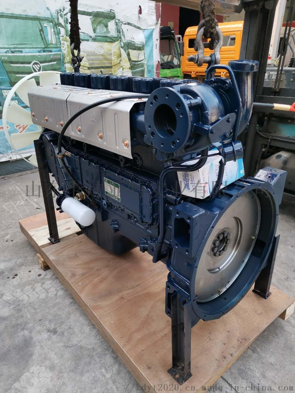 陕汽德龙F3000 530   柴油发动机124332182