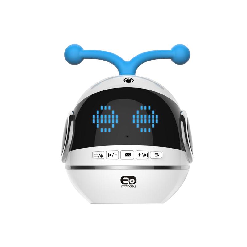 毛豆智能学习互动教育陪伴高科技家用机器人 招商818267575