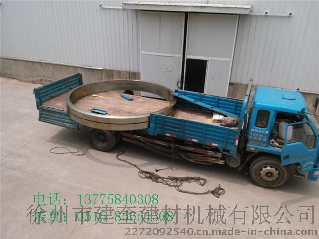 3.0x6.5米三筒烘干机轮带铸钢托轮铸造加工销售681731125