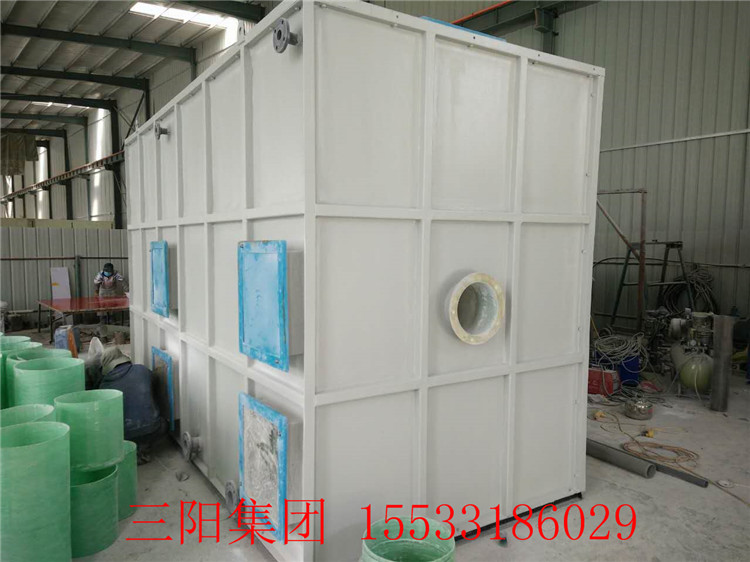 生物除臭设备 生物除臭装置 微生物除臭废气净化塔卧式净化塔22511132