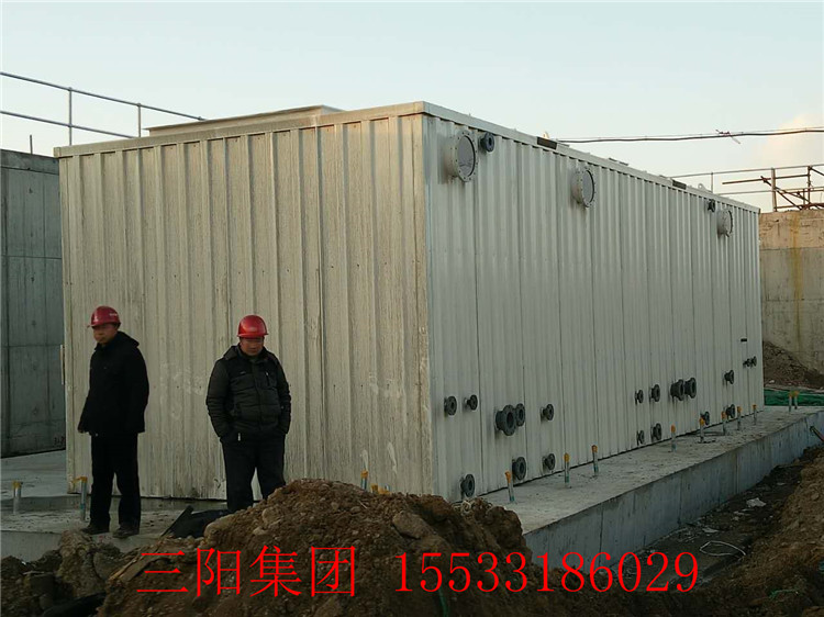 生物除臭设备 生物除臭装置 微生物除臭废气净化塔卧式净化塔22511162
