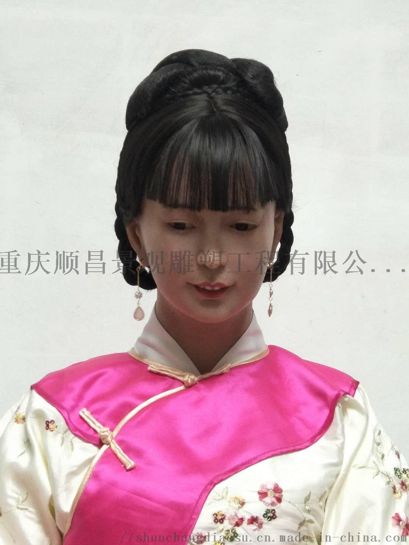 蜡像公司,蜡像制作,蜡像制作公司,重庆顺昌蜡像135915455