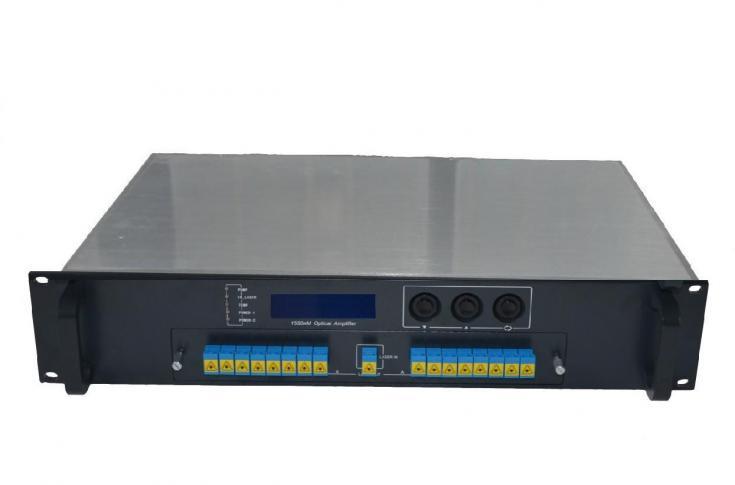 8/16路大功率光纤放大器EDFA / YEDFA665263135