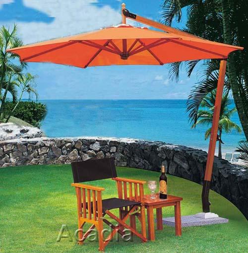 进口印尼木吊伞 配大理石座 (ACW-HW3.0)619657712