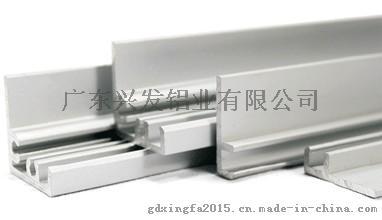 广东兴发铝材厂家直销铝合金U型槽 装裱铝材 铝材框架726475985